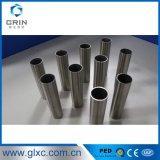 Certificação ISO Tubo de caldeira de aço inoxidável TP304 Tp316