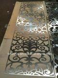 Landhaus-Eingangs-Metallentwurfs-Tür