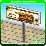 Caliente la venta de muebles de exterior de la Empresa Estructura de acero autopista Popular Columna de visualización de publicidad en vallas publicitarias