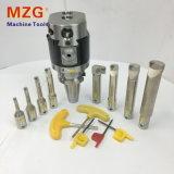 Alesaggio di giro multiplo della macchina utensile dell'acciaio inossidabile alesato