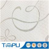 침대 매트리스를 위한 뜨개질을 한 자카드 직물 매트리스 똑딱거리는 직물