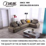 Sofa à la maison moderne de coin de meubles (FB1148)