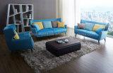 Ls0601北のヨーロッパ最も新しいデザインファブリック居間のソファー