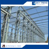 産業鉄骨構造の研修会の鋼鉄建物のPrefabricationの構築