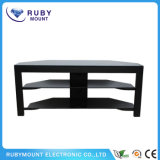 Support de télévision en bois Plasma LCD LCD moderne supérieur