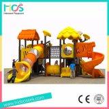 幸せな幼年期の屋外の運動場装置(HS07701)