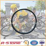 Venta al por mayor 700c bicicleta de carretera interior del tubo de la bici tubo interior