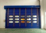 자동 고속 겹쳐 쌓이는 문은 위로 구른다 (Hz ST013)