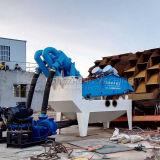 Strumentazione di separazione della sabbia fine per costruzione