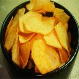 다른 크기 육각형 감자 삼각형 옥수수 칩 선