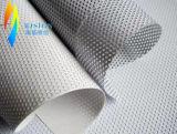 PVC-Coated Fiberglass Fly Pantalla de una sola vez Visión pantalla de la ventana