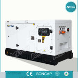 tipo silencioso del generador diesel de 20kw/25kVA Lovol