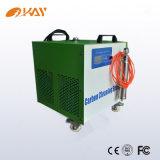 Wasserstoff-Gas zum Säubern Kohlenstoff im Motor