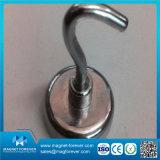 De Magnetische Haak van het neodymium, Magneet de Van uitstekende kwaliteit van de Haak, de Magneet van de Pot/de Magneet van de Kop
