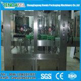 Het automatische Flessenvullen/het Bier die van het Glas Machine/Lopende band maken