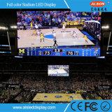 P7.62 pleine couleur Cube intérieure Affichage LED de Stadium