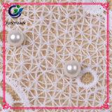 Collari floreali del merletto del Crochet bianco acquistabile