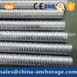 Qualität galvanisierte Metallgewölbte Leitungen