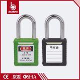 BdG01 6mmの直径の安全パッドロックの鋼鉄手錠
