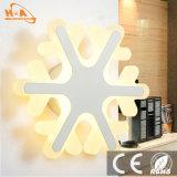 低価格暖かく軽い円形の屋内装飾的なLEDの壁ライト