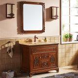 Gabinete de lavatório de banheiro clássico Classic Ash (GSP14-020)