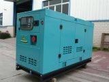 Aolin 디젤 엔진 발전기 세트 침묵하는 유형, 날씨 증거, 홈은 20kw를 사용했다