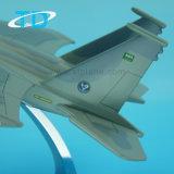 Militärflugzeug-Bildschirmanzeige-Modell des Harz-F-15
