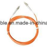 Certificato LC di Ce/UL al ponticello di fibra ottica monomodale di LC
