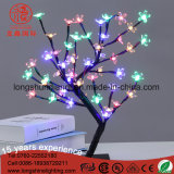 Indicatore luminoso multicolore dell'albero di Natale dei bonsai di festa IP65 del LED con Ce RoHS