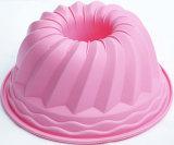 꽃 모양 실리콘 케이크 형