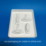 まめの包装のための低価格の白いプラスチック皿