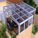 Sunroom de aluminio
