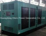 Cummins 750 ква звуконепроницаемых генераторной установки