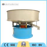 S/acero papilla de criba vibratoria de filtración de líquidos
