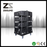 Vcl Neodym-Doppeltes 12 Zoll-passive Dreiwegezeile Reihen-Lautsprecher
