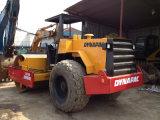 이용한 좋은 근무 조건 열리는 오두막 Dynapac Ca30d가 드럼 쓰레기 압축 분쇄기를 골라낸다