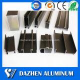 Perfil do alumínio da venda direta da fábrica/o de alumínio da extrusão com várias cores