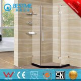 New Sanitary Ware Diamond Shape Frameless Shower Shower Shower para banheiro (BL-F3501)