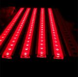 24X10W imprägniern im Freien LED Wand-Unterlegscheibe IP65 Wand-Unterlegscheibe