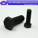 Boulon de haute résistance d'hexa de la fabrication ASTM de la Chine