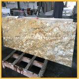 Новый гранит золота Индии Кашмира для Countertop или Cut-to-Size плиток