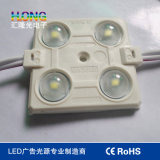 Projeto novo módulo do diodo emissor de luz de 120 lúmens com o Lens& impermeável