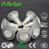 Het Aluminium Shell van de LEIDENE Lampen van het PARI 13W