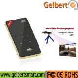 Proyector androide elegante portable video casero de WiFi TVAD mini