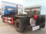 4X2 10t 10cbmの油圧揚げべらのごみ収集車