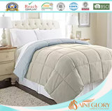 Trapunta pura dello Synthetic del cotone di vendita del Comforter caldo del poliestere