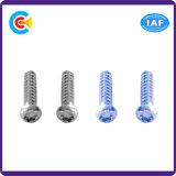 Собственн-Drilling головки/плоско кабеля лотка цветка углерода Steel/4.8/8.8/10.9/выстукивая винт для мебели/кухни/шкафов