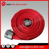 PVC PUの消火ホースのキャビネットのためのゴムによって使用される消火ホース