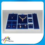 Conjunto personalizado de tela de exibição de jóias / jóias