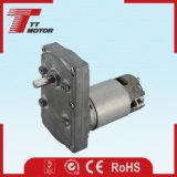Motor engranado 24V eléctrico de la C.C. de la velocidad para el equipo automático